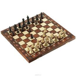 Настольные игры - Игровой Набор 3в1 Шахматы Шашки Нарды, 29х29см, S3029, 0