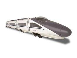 Детские железные дороги - Р/У поезд Double Eagle CRH Train 1:18, в составе…, 0