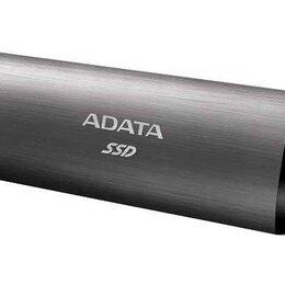 Внешние жесткие диски и SSD - Твердотельный диск 256GB A-DATA SE760 External USB, 0