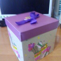 Подарочные наборы - подарочная коробка пустая, 0