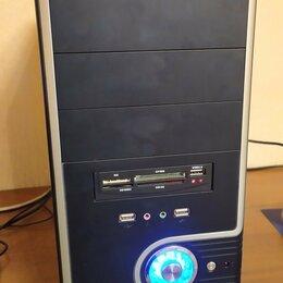 Настольные компьютеры - Игровой компьютер Core i3 4130/8GB/HDD 500гб, 0