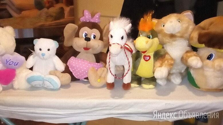Мягкие игрушки 7 штук или по отдельности по цене 1100₽ - Мягкие игрушки, фото 0