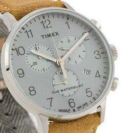 Наручные часы - часы Timex Waterbury Chronograph TW2T71200, 0