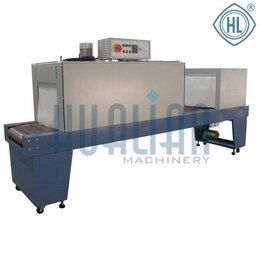 Упаковочные материалы - Термоусадочный тоннель для групповой упаковки Hualian BS-6050L, 0