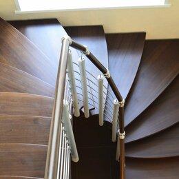 Архитектура, строительство и ремонт - лесенка на металлокаркасе, 0