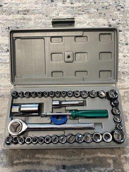 Наборы инструментов и оснастки - Набор инструментов 40 предметов, 0