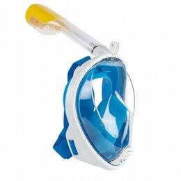 Грузила, крючки, джиг-головки - Полнолицевая подводная маска для снорклинга Easybreath, 0