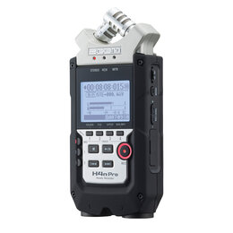 Диктофоны - Диктофон Zoom H4n Pro, 0
