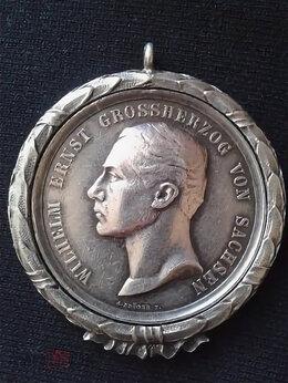 Жетоны, медали и значки - Немецкая медаль за искусство и науку 3 степени…, 0