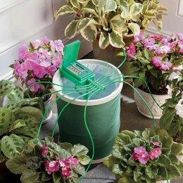 Капельный полив - Автоматический полив домашних цветов в отпуске Green Helper GA 010, 0
