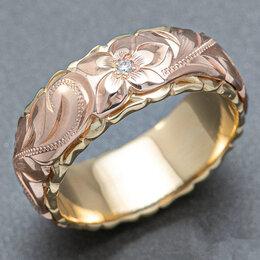Кольца и перстни - Женские кольца с резным дизайном, 0