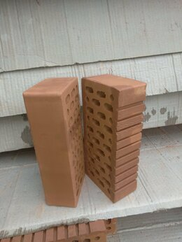 Кирпич - Блок паромакс ,кирпич облицовочный, 0