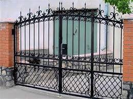 Заборы и ворота - Кованые ворота и калитки, 0