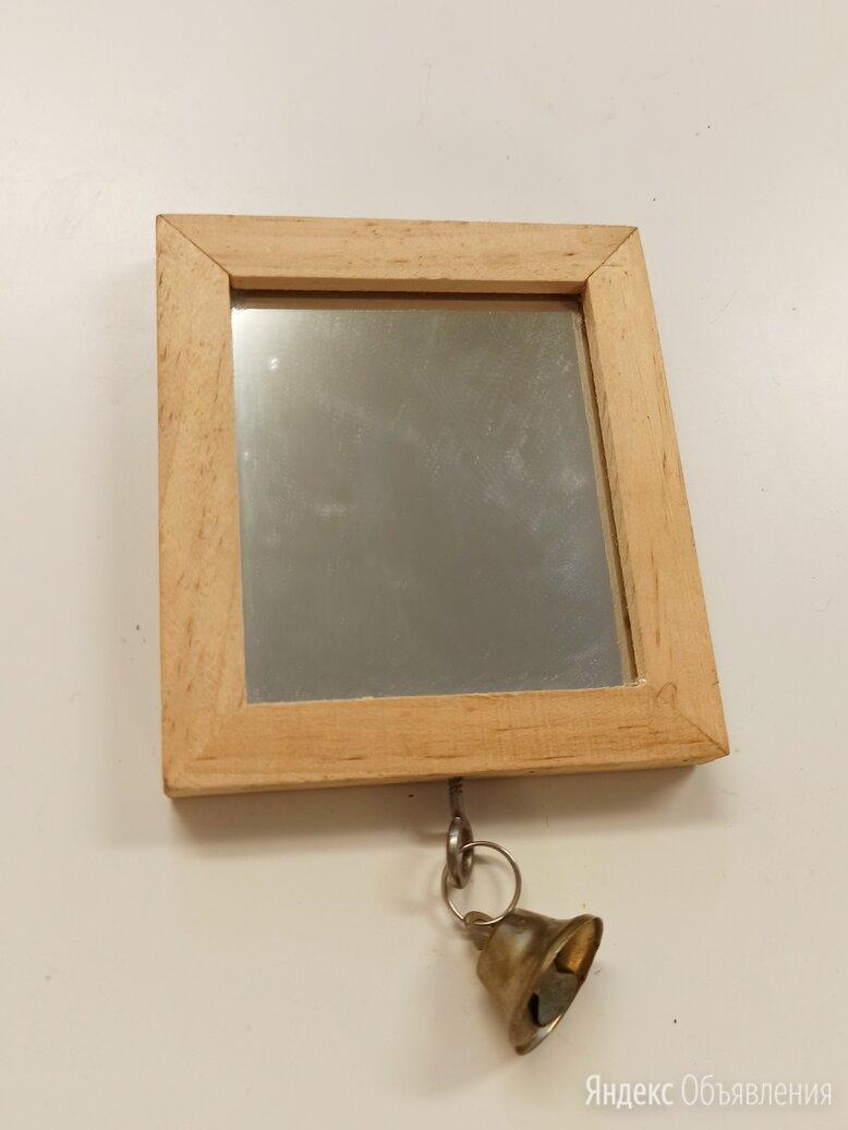 Отдам зеркальце для попугая по цене не указана - Игрушки и декор , фото 0
