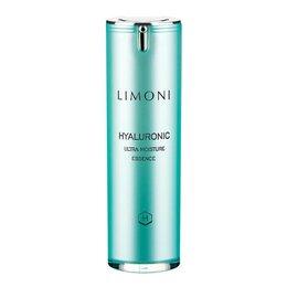 Маски и сыворотки - Ультраувлажняющая эссенция с гиалуроновой кислотой LIMONI Hyaluronic Ultra M..., 0