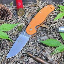 Ножи и мультитулы - Нож складной Ontario Rat Model 1 OR крыса…, 0