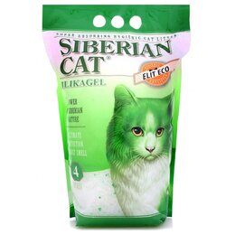 Наполнители для туалетов - Сибирская Кошка Элитный Эко (зеленые гранулы) 8…, 0