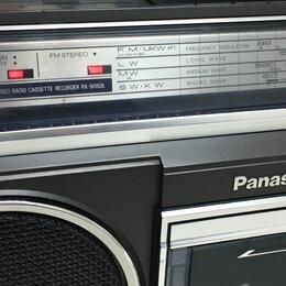 Музыкальные центры,  магнитофоны, магнитолы - Магнитола Магнитофон PANASONIC RX-5015DLS, 0