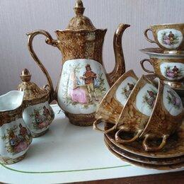 Сервизы и наборы - Сервиз чайный новый сделан в СССР , 0