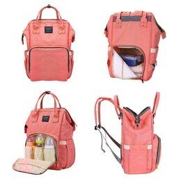 Рюкзаки - Рюкзак для мамы и малыша с USB, 0