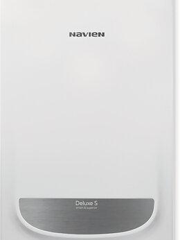 Отопительные котлы - Navien Deluxe S 13K Настенный газовый котел, 0