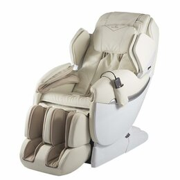 Массажные кресла - Массажное кресло Casada AlphaSonic Бежевый, 0