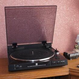 Проигрыватели виниловых дисков - проигрыватель  виниловых пластинок  dt 210 usb автомат., 0