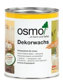 Масла и воск - Цветные масла Osmo Dekorwachs Интенсив, 0