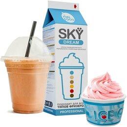 Продукты - Смесь для мороженого и коктейлей, 0