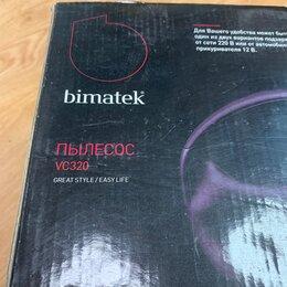 Пылесосы - Аккумуляторный автопылесос bimatec VC320, 0