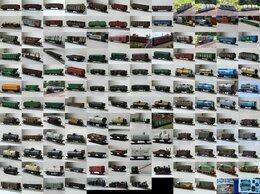 Модели - Коллекция отечественных ж/д моделей всех эпох 1/87, 0