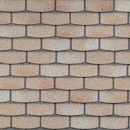 Изоляционные материалы - ТЕХНОНИКОЛЬ HAUBERK фасадная плитка, Камень, Травертин, 0