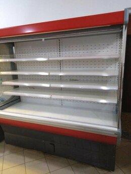 Холодильные витрины - Горка холодильная 1.9м , 0