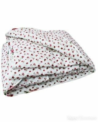Одеяло «Экофайбер» 1,5 сп 300 гр/м п/э по цене 1287₽ - Одеяла, фото 0
