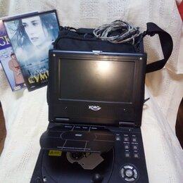 DVD и Blu-ray плееры - Портативный DVD/CD проигрыватель, 0