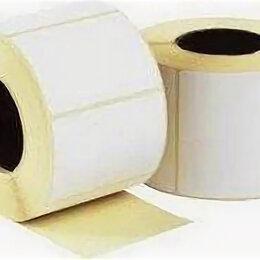 Расходные материалы - Термоэтикетки 58х60х400 ЭКО (Торговое оборудование), 0