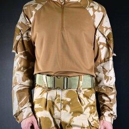 Одежда и обувь - UBACS комбатширт Desert DPM боевая рубаха оригинал, 0