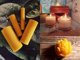 Декоративные свечи - Свечи восковые, свечи из вощины, свечи соевые, 0