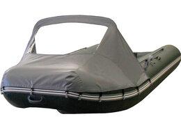 Аксессуары и комплектующие - Носовой ходовой тент для лодок ПВХ от…, 0