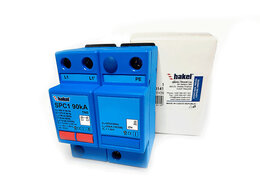 Защитная автоматика - УЗИП SPC1 90 (грозозащита), 0