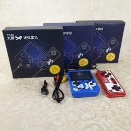 Ретро-консоли и электронные игры - Игровая приставка с джойстиком SUP gamebox plus, 0