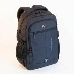 """Рюкзаки - Рюкзак с USB и отделением для ноутбука до 15.6"""", 0"""
