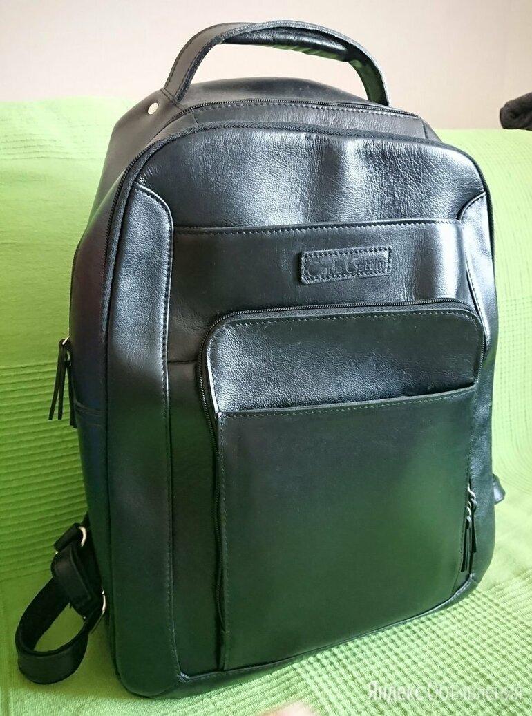 Рюкзак мужской новый Carlo Gattini по цене 8000₽ - Рюкзаки, фото 0