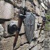 Фонарь настенный, светильник бра факел кованый по цене 2500₽ - Бра и настенные светильники, фото 4