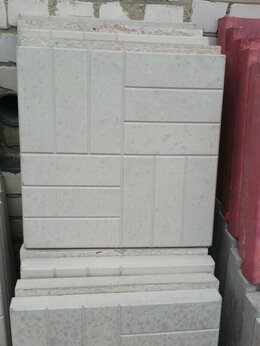 Тротуарная плитка, бордюр - Тротуарная плита 50х50, 0