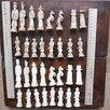 шахматы,кость,старинные,Китай по цене 85000₽ - Настольные игры, фото 0
