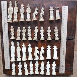 Настольные игры - шахматы,кость,старинные,Китай, 0