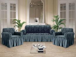 Диваны и кушетки - Комплект чехлов на диван и 2 кресла, 0