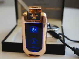 Пепельницы и зажигалки - Зажигалка USB марки Mercedes, 0