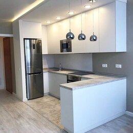 Мебель для кухни - Кухонный гарнитур белый , 0